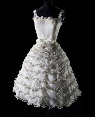 muguet dress 1957